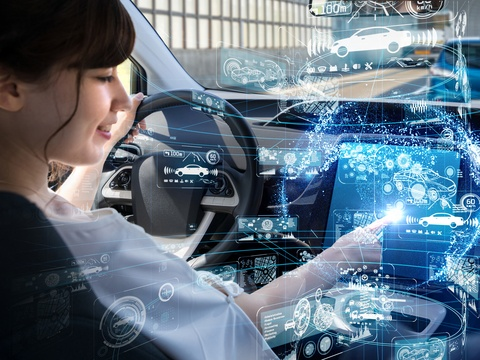 5 Awesome New Car Technologies