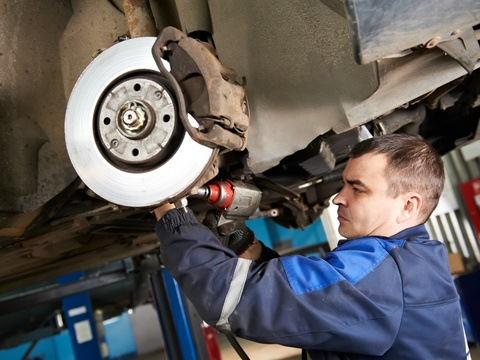 How do I know when my brakes need to be checked?