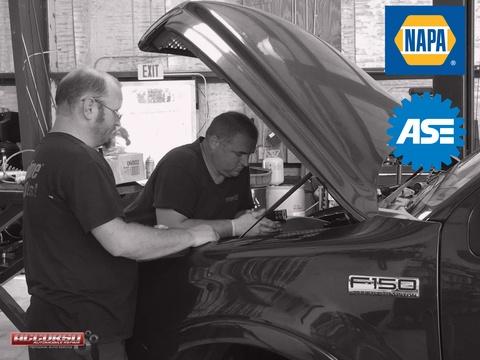 What it means to be a certified NAPA Auto Parts Dealer.