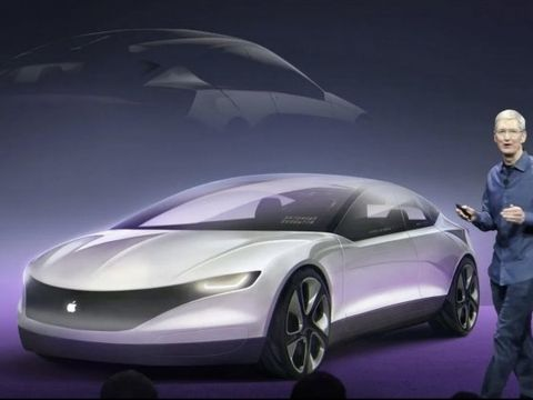 What's coming with the Apple Car?