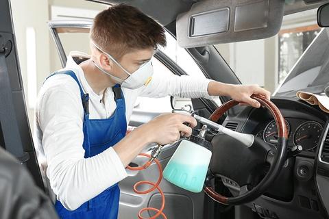 Vehicle Sanitation Services